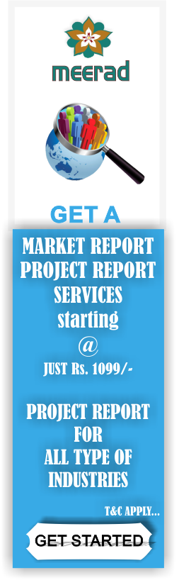 We provide industrial project report preparation services, market research services, market survey services at cheapest price in cities of Patna, Bihar, Ranchi, Jharkhand, India. | www.meerad.in|